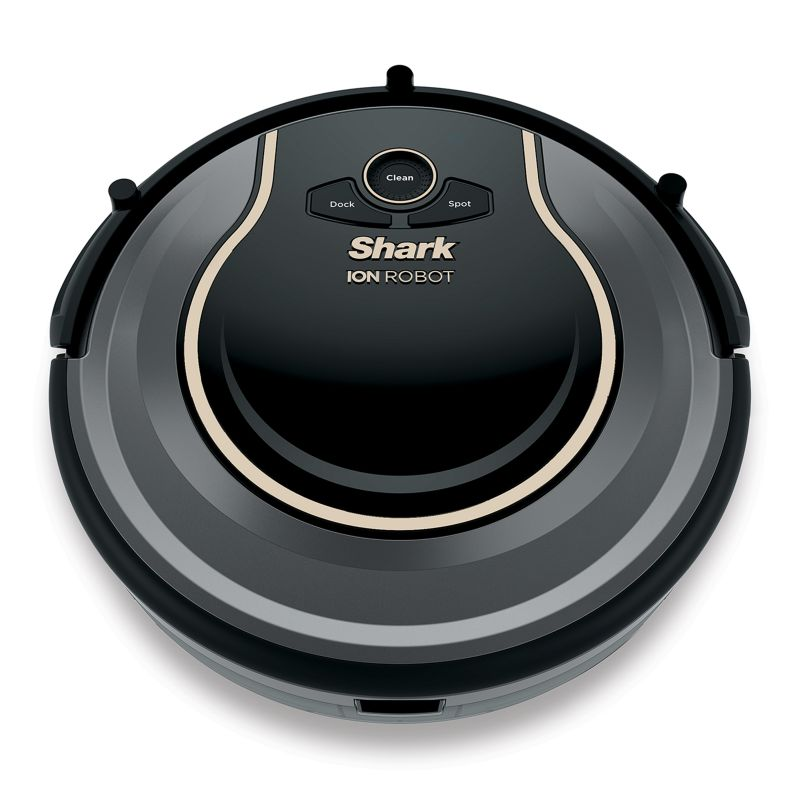 Shark ION Robot 750 Vacuum with Wi-Fi Connectivity + Voice Control (RV750), Grey thumbnail